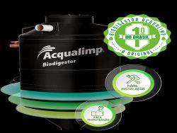 Distribuidor de caixa d'água Acqualimp - 1