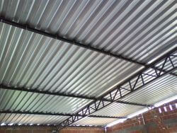 Distribuidor de telha de zinco - 1