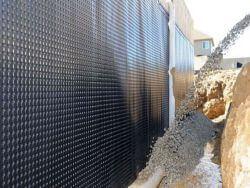 Isostud cortina drenante e impermeabilizante - 3